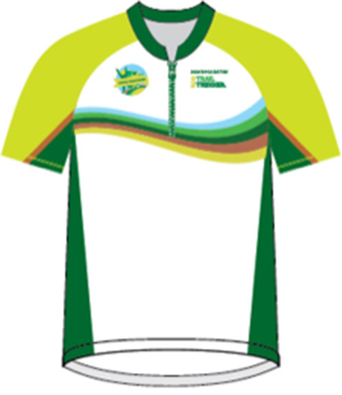 Shirt: will feature the Boca Raton 2020 event, sponsors and charity logos